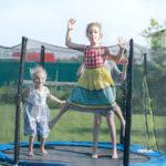 Overvejelserne inden køb af trampolin
