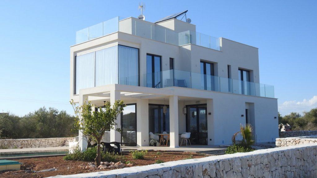 Arkitekttegnet hus