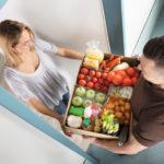 Benyt dig af måltidskasser, som indeholder sunde, veganske og 100% økologiske måltider og råvarer