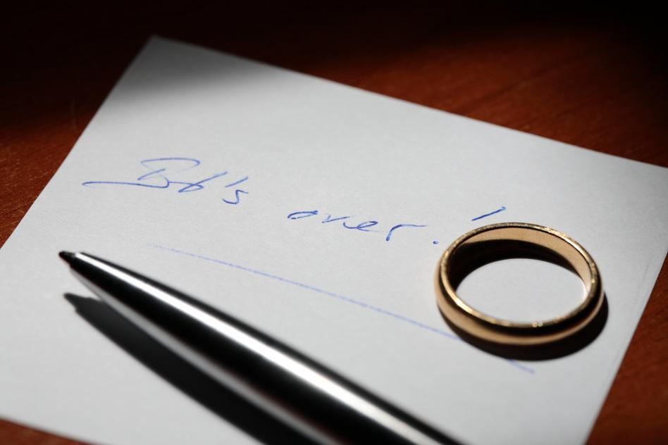 Skilsmisse efter utroskab